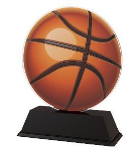 Plaketa basketbal - AKE012018M19 - zvìtšit obrázek