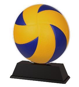 Plaketa volejbal - AKE012018M28 - zvìtšit obrázek