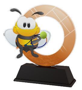 Plaketa tenis - AKEKC001M5
