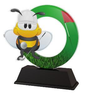 Plaketa golf - AKEKC001M7 - zvìtšit obrázek