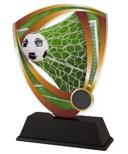 Plaketa fotbal - CACUF001M1 - zvìtšit obrázek