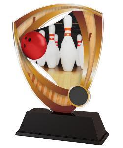 Plaketa bowling - CACUF001M4 - zvìtšit obrázek