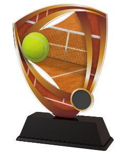 Plaketa tenis - CACUF001M7 - zvìtšit obrázek