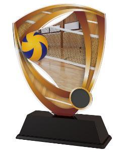 Plaketa volejbal - CACUF001M8 - zvìtšit obrázek