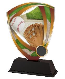 Plaketa baseball - CACUF001M9 - zvìtšit obrázek