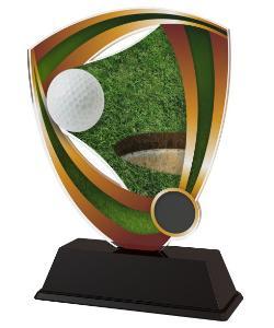 Plaketa golf - CACUF001M13 - zvìtšit obrázek