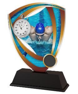 Plaketa plavání - CACUF001M23 - zvìtšit obrázek