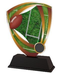 Plaketa rugby - CACUF001M24 - zvìtšit obrázek