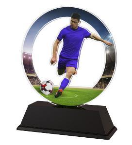 Plaketa fotbal - CBCUF001M4 - zvìtšit obrázek
