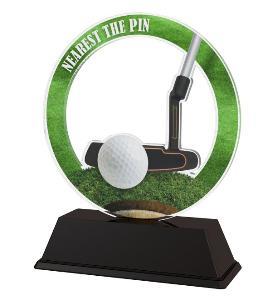 Plaketa golf - CBCUF001M13 - zvìtšit obrázek