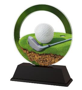 Plaketa golf - CBCUF001M15 - zvìtšit obrázek