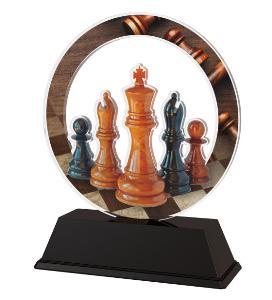 Plaketa šachy - CBCUF001M19 - zvìtšit obrázek