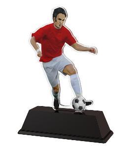 Plaketa fotbal - FA001M2 - zvìtšit obrázek