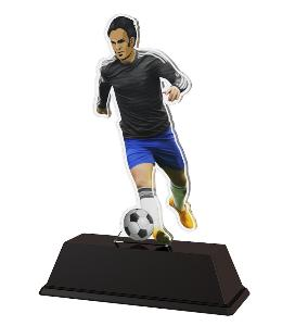 Plaketa fotbal - FA001M3 - zvìtšit obrázek
