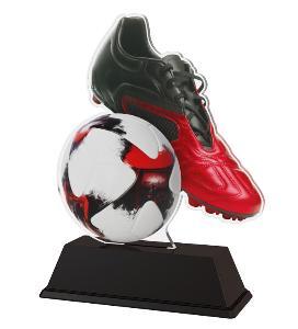 Plaketa fotbal - FA200M1 - zvìtšit obrázek