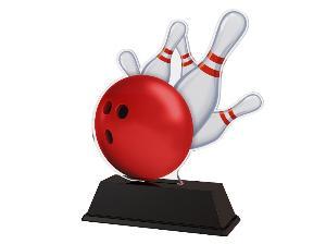 Plaketa bowling - FA200M18 - zvìtšit obrázek