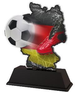 Plaketa fotbal - LAC001M2 - zvìtšit obrázek