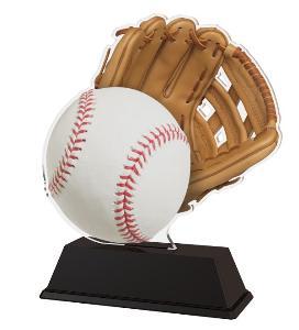 Plaketa baseball - FA210M19 - zvìtšit obrázek