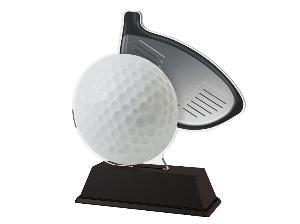 Plaketa golf - FA210M25 - zvìtšit obrázek