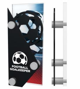 Fotbalová trofej - brankáø - APLA4M29