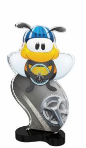 Cyklistická trofej - APLA5M03 - zvìtšit obrázek