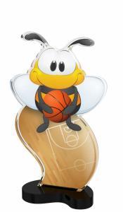 Basketbalová trofej - APLA5M04 - zvìtšit obrázek