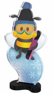 Snowboardová trofej - APLA5M09 - zvìtšit obrázek