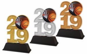 Basketbalová trofej - C2019M06 - zvìtšit obrázek