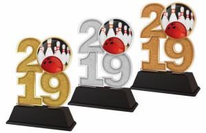 Bowlingová trofej - C2019M08