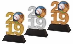 Baseballová trofej - C2019M27