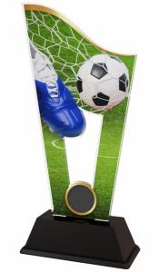 Fotbalová plaketa - CASM01
