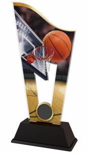 Basketbalová plaketa - CASM02
