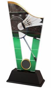Badmintonová plaketa - CASM08