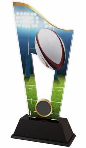 Rugbyová plaketa - CASM11