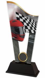 Motoristická plaketa - CASM20
