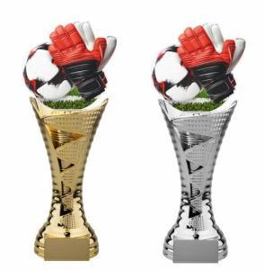 Fotbalová trofej - brankáø - HLAC01M11G - zvìtšit obrázek