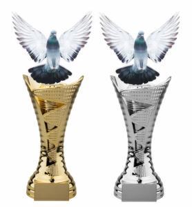 Chovatelská trofej - holub - HLAC01M14G - zvìtšit obrázek