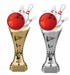 Bowlingová trofej - HLAC01M17S