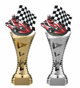 Motokárová trofej - HLAC01M22S