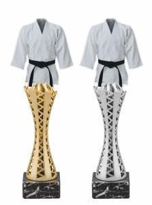 Karate trofej - HLAC03M19G - zvìtšit obrázek