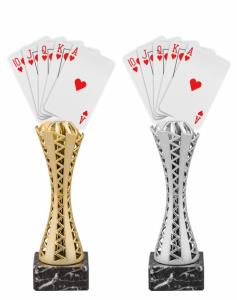Karetní trofej - HLAC03M21G - zvìtšit obrázek