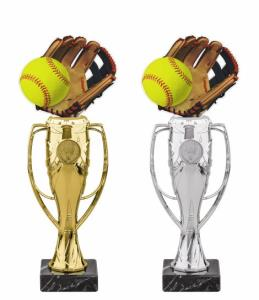 Baseballová trofej - HLAC4M03S - zvìtšit obrázek