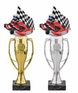Motokárová trofej - HLAC4M16G - zvìtšit obrázek