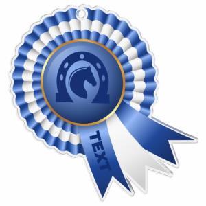 Medaile - jezdectví - MDAC0010M33