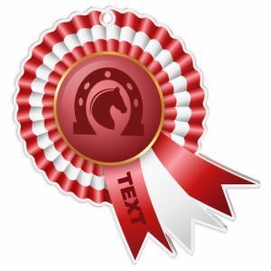 Medaile - jezdectví - MDAC0010M34