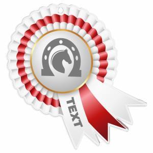 Medaile - jezdectví - MDAC0010M37