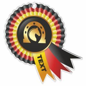 Medaile - jezdectví - MDAC0010M38 - zvìtšit obrázek