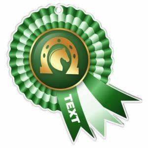 Medaile - jezdectví - MDAC0010M39
