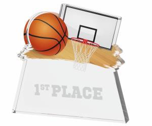 Basketbalová trofej - TAC1M06 - zvìtšit obrázek