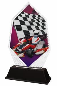 Motokárová trofej - PYR1M16 - zvìtšit obrázek